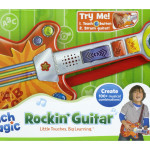 LeapFrog Touch Magic Rockin' Guitar – $11.24