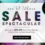 Up-To 65% Off sale at Sephora + Coupon Codes for Samples