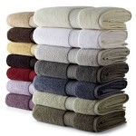 50% Off Royal Velvet Egyptian Cotton Solid Bath Towels – From Just $6