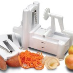 Paderno World Cuisine Spiral Vegetable Slicer Only $21.84