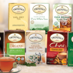 3 FREE Twinings of London Tea Bag Samples