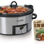 Crock-Pot Programmable Cook and Carry Oval Slow Cooker – $39.99 Delivered