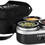 Crock-Pot Little Triple Dipper Only $19.50!