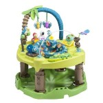 Price Drop: Evenflo Exersaucer Triple Fun Active Learning Center, Life in The Amazon – Just $81