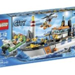 Lowest Price Ever! LEGO Coast Guard Patrol Just $51.99 Shipped