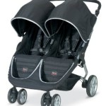 Britax B-Agile Double Stroller Just $302 Delivered!