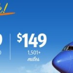 Southwest & Airtran Fare Sale Starting at $49!