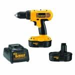 DEWALT 18-Volt Drill/Driver Kit For Only $89
