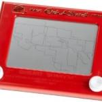 Classic Etch A Sketch Magic Screen – Only $7.49