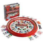 Monopoly Cars 2 Race Track Game – $12.90