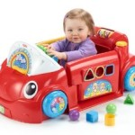 Fisher Price Laugh & Learn Crawl Around Car – $44.99 W/free Shipping (Lowest Price)