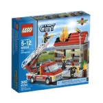 LEGO City Fire Emergency And LEGO City Police Heavy-Lift Helicopter