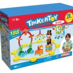 Tinkertoy Big Top Building Set Only $27.97