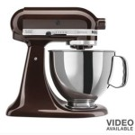 HOT! KitchenAid Artisan 5qt. Stand Mixer Only $134.49 Shipped After Kohl's Cash & Rebate (Reg. $449.99!)