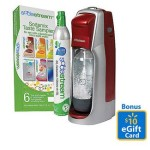 SodaStream Jet Home Soda Maker Starter Kit For $49 ($44) Shipped With Amex Promo