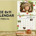 Shutterfly: FREE 8×11 Photo Wall Calendar