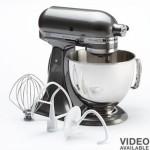 HOT! KitchenAid Artisan 5-qt. Stand Mixer – $126.99 w/Free Shipping After Kohl's Cash!