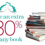 30% Off Any Book At Amazon + 30% Off Any Item at Barnes & Noble + NOOK For $39!