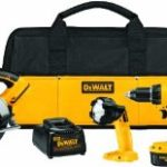 DEWALT 18-Volt Compact Cordless 4-Tool Combo Kit For Only $199 Shipped! (Was $300)