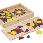 Melissa & Doug Pattern Blocks and Boards Just $5!
