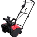 Power Smart 18-Inch 13 Amp Electric Snow Thrower Just $116.99 W/Free Shipping!