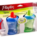 Playtex 2 Pack The First Sipster Spill-Proof Cup, 7 Ounce – $4.74