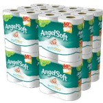 48 Angel Soft Double Rolls = 96 Regular Rolls – Just $17.96 Delivered!