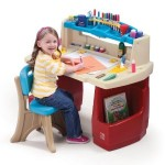 Step2 Deluxe Art Master Desk For $59.99 w/Shipping! (Reg $90!)