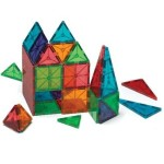 Magna-Tiles Translucent Colors (100 pieces) – $110.99