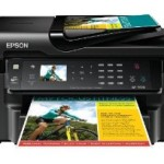 Epson WorkForce WF-3520 Wireless All-in-One Color Inkjet Duplex Printer For $109.32 w/Free Shipping