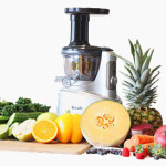 Today Only – Breville Fountain Crush Masticating Slow Juicer  – $179.99 + Free Shipping