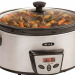 Bella 5-qt. Programmable Crock-Pot Only $14.99 Shipped After Rebate