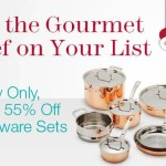 Today Only, Get Up to 77% Off Cookware Sets at Amazon