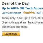 Amazon: Up to 63% Off Tech Accessories – Today Only