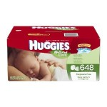 Huggies Natural Care Fragrance Free Baby Wipes – 648 Count – $12.42-$11.30 Shipped!