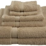 Egyptian Cotton 6-Piece Towel Set – Only $18.99
