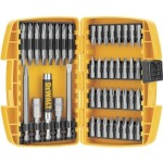 DEWALT 45-Piece Screwdriving Set For Only $9.88!