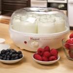 Euro Cuisine YM80 Yogurt Maker For $23.99! (Watch)
