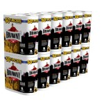 24 Brawny Giant Roll Paper Towel – $25.91-$21.42 Delivered!