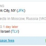 New York to Tel Aviv Nonstop For $812 Round Trip – With Stop, From $696