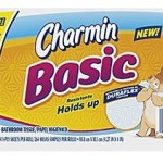72 Charmin Basic Double Rolls For $30.97 or 168 Double Rolls For Only $58.93 Shipped!