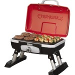 Cuisinart Petit Gourmet Portable Gas Grill – $80.99 + Free Shipping