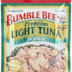 12 Packages of Bumble Bee Chunk Light Tuna For $10.20-$11.40 + Free Shipping
