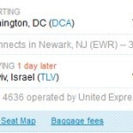 Airline Deals Roundup – Washington-Tel Aviv, NJ – Cleveland, NY-Miami