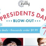 Zulily Blow Out Sale – Up To 75% Off!