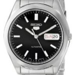 Today Only – Seiko Stainless Steel Men's Watches at just $53.99 w/Free Shipping!