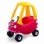 Little Tikes Cozy Coupe 30th Anniversary Car – $38 w/Free Shipping!