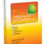 Microsoft Office Home & Student 2010 – $75!