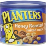 25% Off Planters Nuts at Amazon – 4 Pack Honey Roasted Nuts Just $11.14 Shipped!