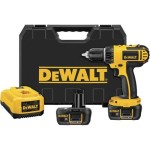 Gold Box Deal of the Day: Over 60% Off Select DEWALT 18-Volt  Drill Kits – Lowest Prices Ever!